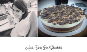 Marta tarta chocolate